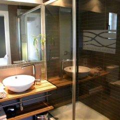 Отель El Refugio de Cristal ванная