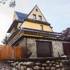Отель Base Camp Zakopane Стандартный номер фото 13