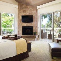Отель Carmel Valley Ranch комната для гостей