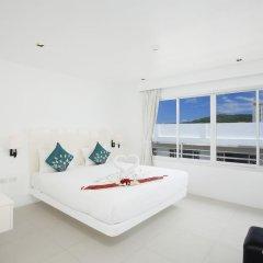 Grand Sunset Hotel 3* Номер Делюкс двуспальная кровать