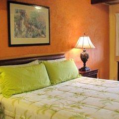 Отель Coast Inn and Spa Fort Bragg 2* Стандартный номер с различными типами кроватей фото 3