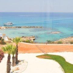 Отель Oceanview Apartment 172 Кипр, Протарас - отзывы, цены и фото номеров - забронировать отель Oceanview Apartment 172 онлайн пляж фото 2