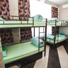 Nice Hostel HH Кровать в общем номере с двухъярусной кроватью фото 2
