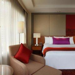 Отель Courtyard by Marriott Bangkok 4* Номер Делюкс с различными типами кроватей фото 3