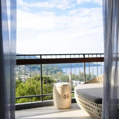 Отель Foto Hotel Таиланд, Пхукет - 12 отзывов об отеле, цены и фото номеров - забронировать отель Foto Hotel онлайн балкон