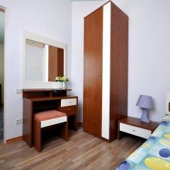 Катран Отель Стандартный номер разные типы кроватей