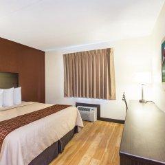 Отель Red Roof Inn Columbus - Ohio State Fairgrounds 2* Номер Делюкс с различными типами кроватей фото 2