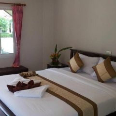 Отель Hana Lanta Resort Стандартный номер фото 22