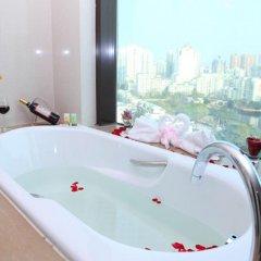 Central Hotel Jingmin 5* Апартаменты с различными типами кроватей фото 6