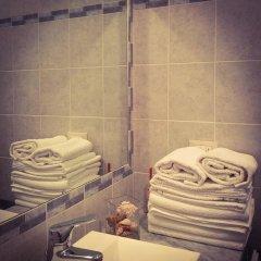 Отель Il Giardino Degli Ulivi Боргомаро ванная