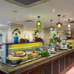 Aquamare Beach Hotel & Spa питание фото 3