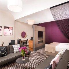 Hotel Moments Budapest 4* Полулюкс с различными типами кроватей фото 7