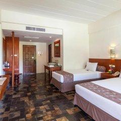 Отель Karona Resort & Spa 4* Номер Делюкс с двуспальной кроватью фото 12