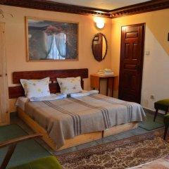 Отель Zlatniyat Telets Guest Rooms 2* Стандартный номер с различными типами кроватей фото 3