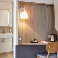 Отель Contact ALIZE MONTMARTRE 3* Стандартный номер с различными типами кроватей фото 14