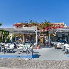 Отель Nostos Hotel Греция, Остров Санторини - отзывы, цены и фото номеров - забронировать отель Nostos Hotel онлайн приотельная территория