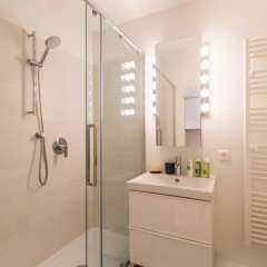 Отель Mer Et Silence Ницца ванная