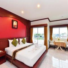 Отель Art Mansion Patong 3* Улучшенный номер с двуспальной кроватью фото 7