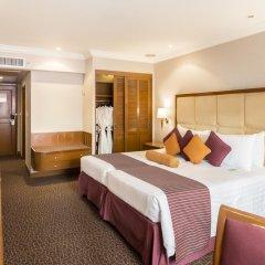 Boulevard Hotel Bangkok 4* Семейный номер Делюкс с двуспальной кроватью фото 4