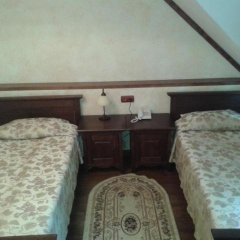 Гостиница Гнездо Голубки Стандартный номер с 2 отдельными кроватями фото 7