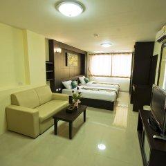Regent Suvarnabhumi Hotel 3* Номер Делюкс с разными типами кроватей