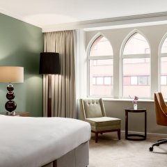 St. Pancras Renaissance Hotel London 5* Полулюкс разные типы кроватей