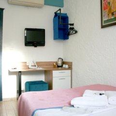 AlaDeniz Hotel 2* Номер Делюкс с различными типами кроватей фото 30