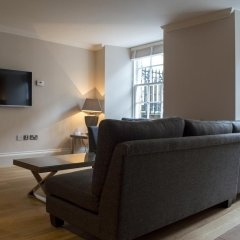 Апартаменты Dreamhouse at Blythswood Apartments Glasgow удобства в номере