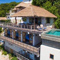 Отель Cape Shark Pool Villas 4* Вилла с различными типами кроватей фото 14