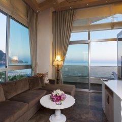Xperia Saray Beach Hotel 4* Улучшенные апартаменты с различными типами кроватей фото 4