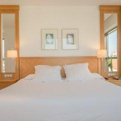 Отель Hesperia A Coruña Centro 4* Стандартный номер с различными типами кроватей фото 5