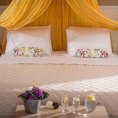 Notos Heights Hotel & Suites 4* Улучшенная студия с различными типами кроватей фото 5