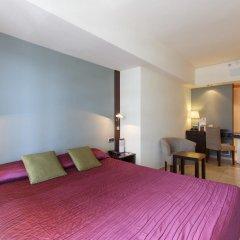 Expo Hotel Barcelona 4* Стандартный номер с различными типами кроватей фото 25