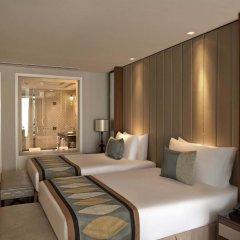 Отель Taj Dubai 5* Номер Luxury с различными типами кроватей фото 3