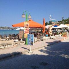 Avra Hotel пляж