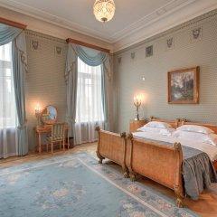 Гостиница Националь Москва 5* Президентский люкс двуспальная кровать фото 4