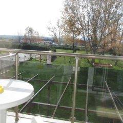 Отель Aparthotel Cote D'Azure балкон