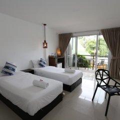 Отель The Nest Resort 3* Улучшенный номер двуспальная кровать фото 5