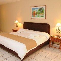Отель Coral Costa Caribe - Все включено 3* Стандартный номер с двуспальной кроватью фото 2