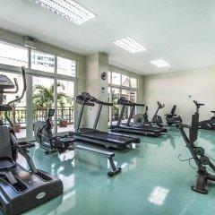 Апартаменты Pratumnak Hill Apartment 1 Bedroom Паттайя фитнесс-зал