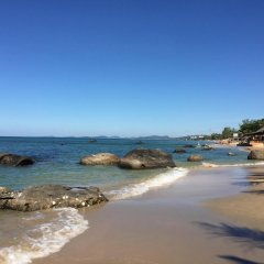 Отель Homestead Phu Quoc Resort пляж фото 2
