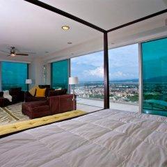 Отель Vallarta Penthouse комната для гостей фото 2