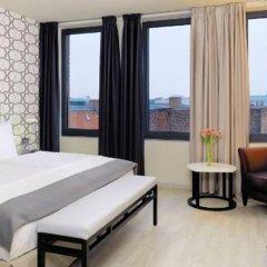 H10 Berlin Ku'damm Hotel 4* Номер Делюкс разные типы кроватей фото 3