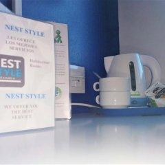 Отель Nest Style Granada ванная