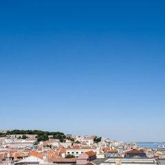 Отель Portuguese Living Chiado Penthouse пляж