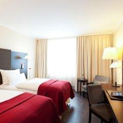 Отель NH Collection Berlin Mitte Am Checkpoint Charlie 4* Стандартный номер с разными типами кроватей фото 35