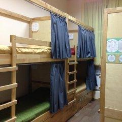 DREAM Hostel Zaporizhia Кровать в общем номере с двухъярусными кроватями