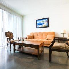Отель Ginosi Wilshire Apartel Апартаменты с различными типами кроватей фото 17