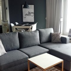 Отель AmeSys Apartment Польша, Познань - отзывы, цены и фото номеров - забронировать отель AmeSys Apartment онлайн комната для гостей фото 4
