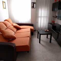 Отель Dúplex Playa La Arena Испания, Арнуэро - отзывы, цены и фото номеров - забронировать отель Dúplex Playa La Arena онлайн комната для гостей фото 5
